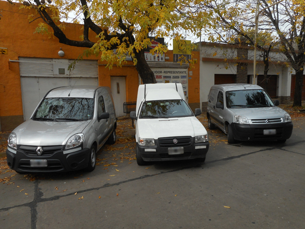 vehiculos cantale